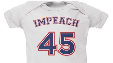 Walmart pulls 'Impeach 45' clothing from its website after outcry from Trump supporters