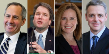 Trump's Supreme Court Pick: What to Know About the Top 4
