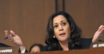 White House hits potential 2020 Trump rivals Harris, Warren over ICE