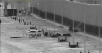Man Airlifted to Desert Regional After Falling Off 30-Foot Border Wall