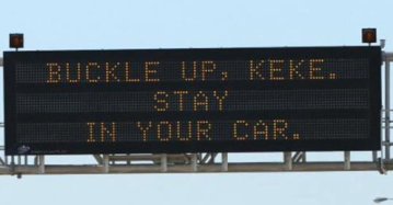 Transportation Department Warns Drivers Not to Do Drake's 'In My Feelings' Challenge