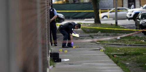 At Least 74 Shot, 12 Fatally, Across Chicago in Violent Weekend