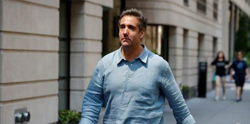 Ex-Trump Lawyer Michael Cohen Pleads Guilty to Charges Over Hush Money