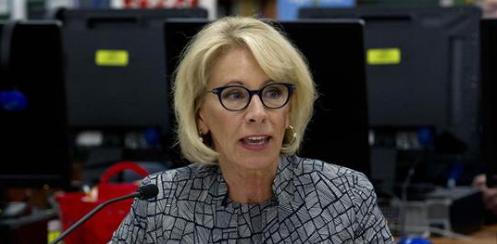 Gun control, teacher groups threaten legal action against DeVos over possible firearms funding