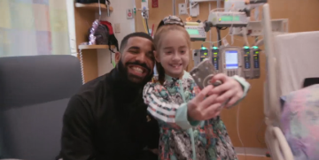 'Kiki Challenge' Accepted: Drake Visits Girl Awaiting Heart Transplant