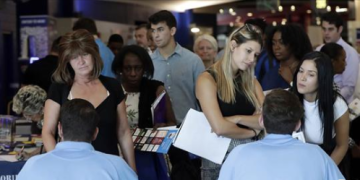 U.S. economy added 157,000 jobs last month