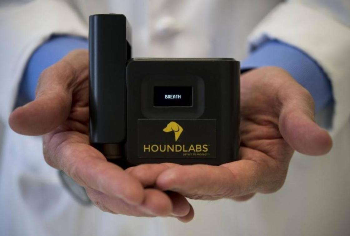 California Company Creates THC Breathalyzers
