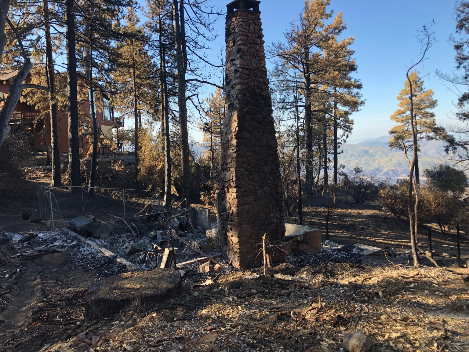 Wildfire Risks Prompt Prohibitions on Camp Fires, Smoking in National Forest