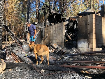 Cranston Fire Victims Speaking Out Ahead of Idyllwild Strong