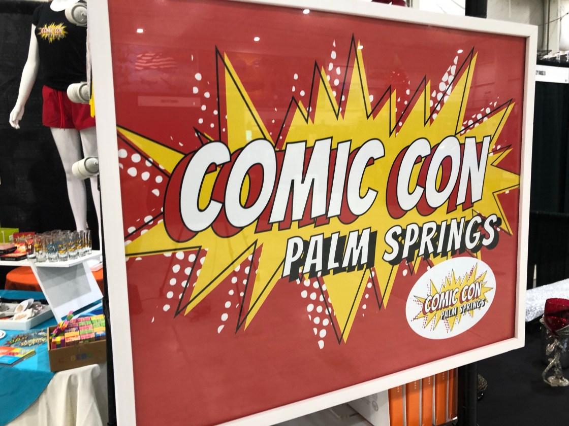 Third Annual Comic Con Palm Springs Begins