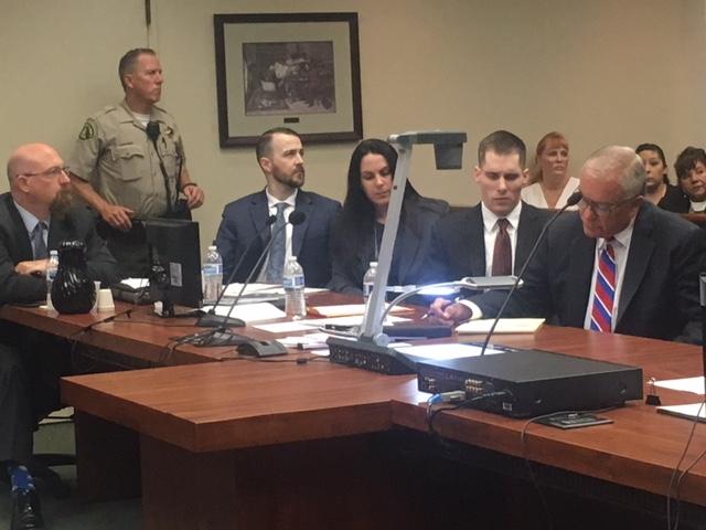 Men Who Murdered Pinyon Pines Family Get Life Sentences