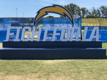 Chargers Head Coach Sends Message to Palm Springs