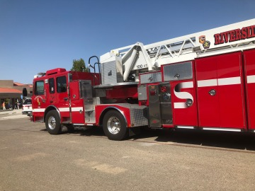 Fire Department's Indirect Costs to be Shared Among Cities, County