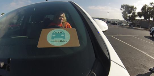 New Rideshare Company Provides Transportation for Children