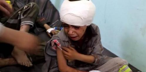 Yemen rebels say Saudi coalition airstrike in north kills at least 40