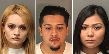Trio Who Put Teen to Work as Prostitute Sentenced