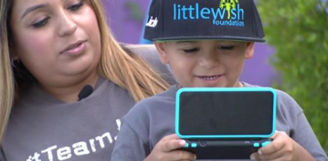 Charity Grants 4-Year-Old Cancer Survivor's Little Wish