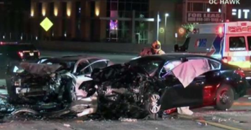 Mother, Daughter Killed in Wrong-Way DUI Crash on Freeway