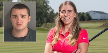 College Golf Champ Killed on Iowa Course, Homeless Man Charged