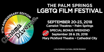 Palm Springs LGBTQ Film Festival Begins With Red Carpet Event