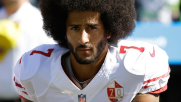 Colin Kaepernick agrees to settle collusion case against the NFL