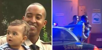 Deputies Reunite With Baby After Saving His Life