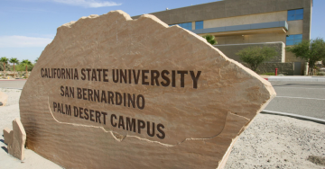 Five Local Students Offered Full Ride Scholarships to CSUSB Palm Desert