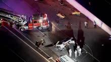 Four Killed in 60 Freeway Crash