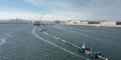 Effort to Clean Up Great Pacific Garbage Launches From San Francisco
