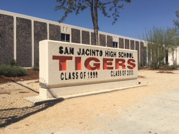Students Say Brawling Commonplace At San Jacinto High School