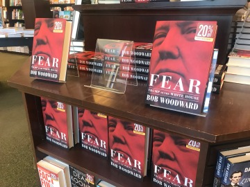 """Readers Line up for """"Fear"""""""