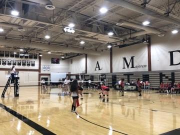 Xavier Prep, La Quinta, Palm Desert Volleyball Shine In DEL Debut