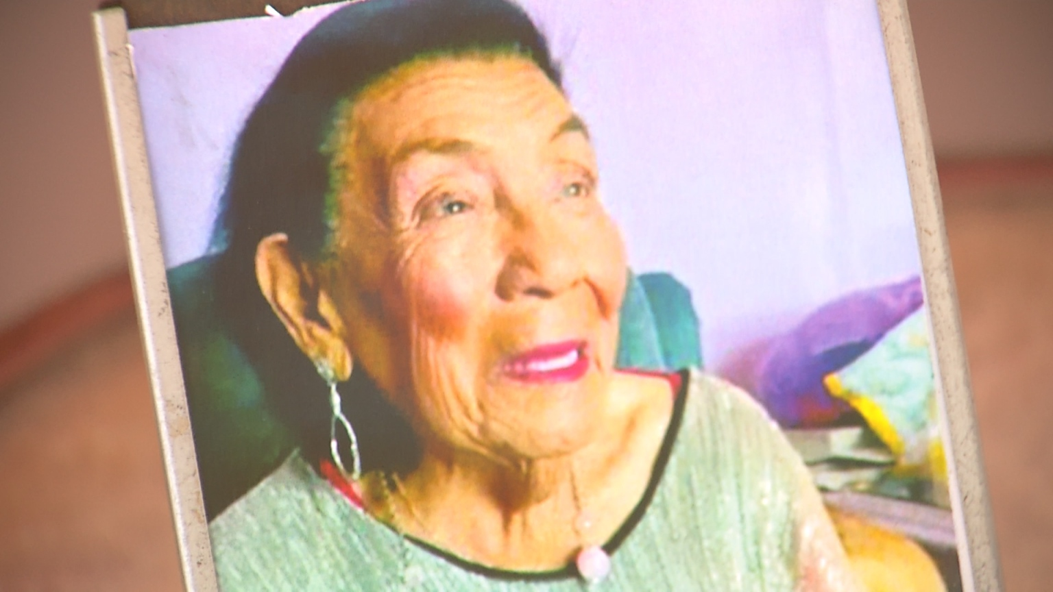 101-year-old resident treasures her memories of old Mecca