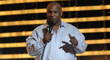 Mike Tyson to Grand Marshal Desert Hot Springs Holiday Parade