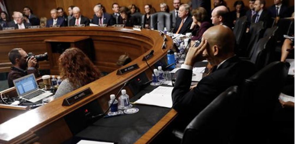 Kavanaugh Supreme Court Nomination Advances to Full Senate