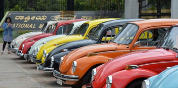 Volkswagen squashes the Beetle: End of the line for the iconic 'Bug'
