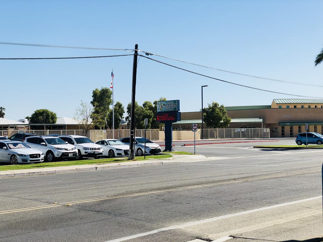 Rats Found In Indio Elementary School