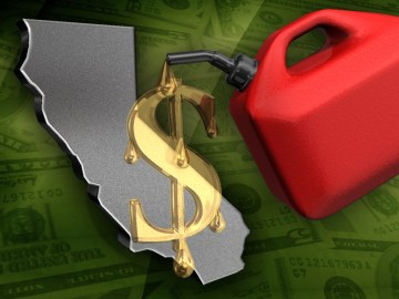 Rising Gas Prices Fuel Proposition Six Supporters