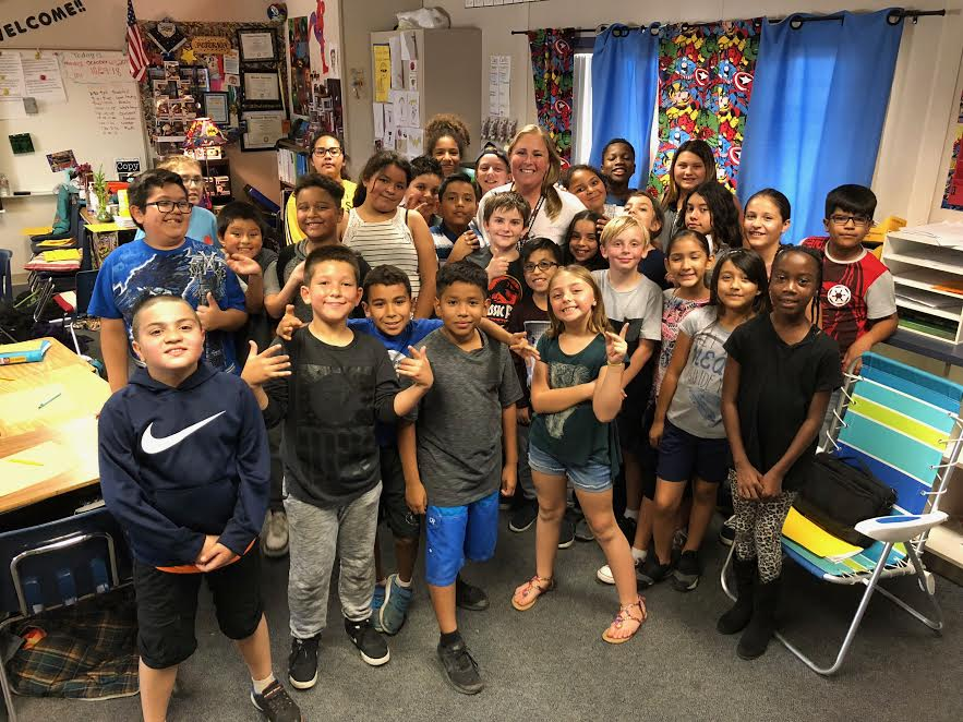 Unconventional Teacher Nominated 'Teacher of the Year'