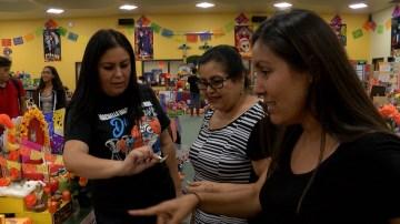 The Baltazars are keeping Dia de los Muertos alive at CVHS