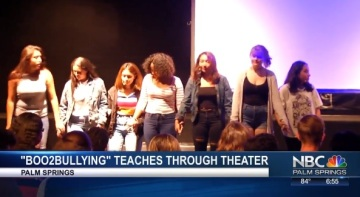PSHS Theatre Company and Boo2Bullying Share the Effects of Bullying