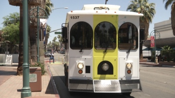 A vote to bring back the 'BUZZ' bus
