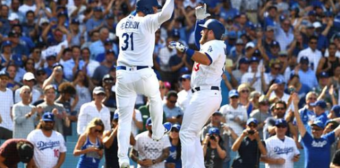 Dodgers Win 6th straight NL West Title, Advance to NLDS, After Defeating Rockies, 5-2, in Game 163