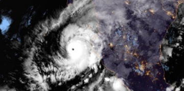 'Extremely Dangerous' Hurricane Willa Becomes Category 5 Storm as It Barrels Toward Mexico