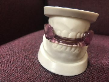 Oral appliance has life-changing results