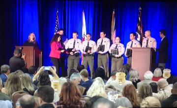 Area Chamber Recognizes Coachella Valley's Heroes