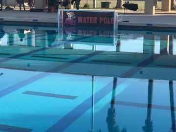 Palm Desert Goalie Scores Two Full Court Shots In CIF-SS Boys' Water Polo First Round Win