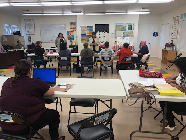 Voting Rights Workshop for Latinos in Desert Hot Springs
