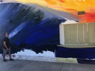 New murals in the works at Palm Desert Aquatic Center