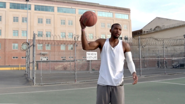 Former Prison Inmate Gets a Shot With Warriors Farm Team